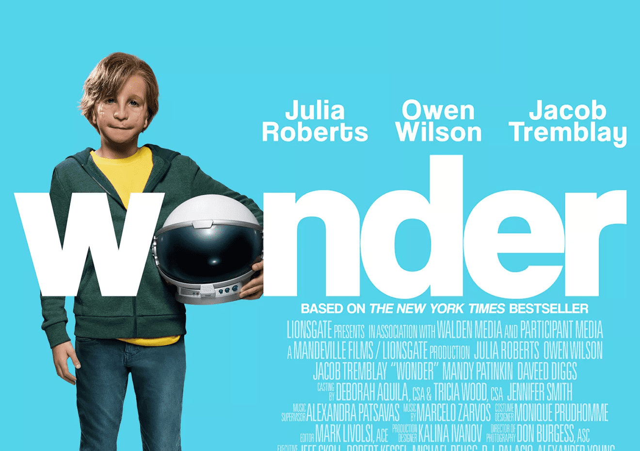 Movie Review: Wonder