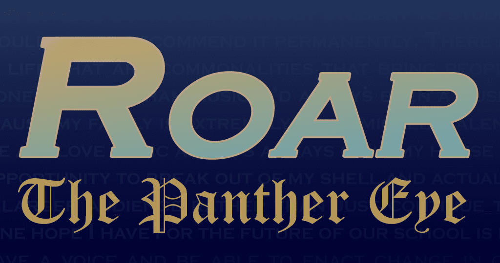 Roar - by The Panther Eye