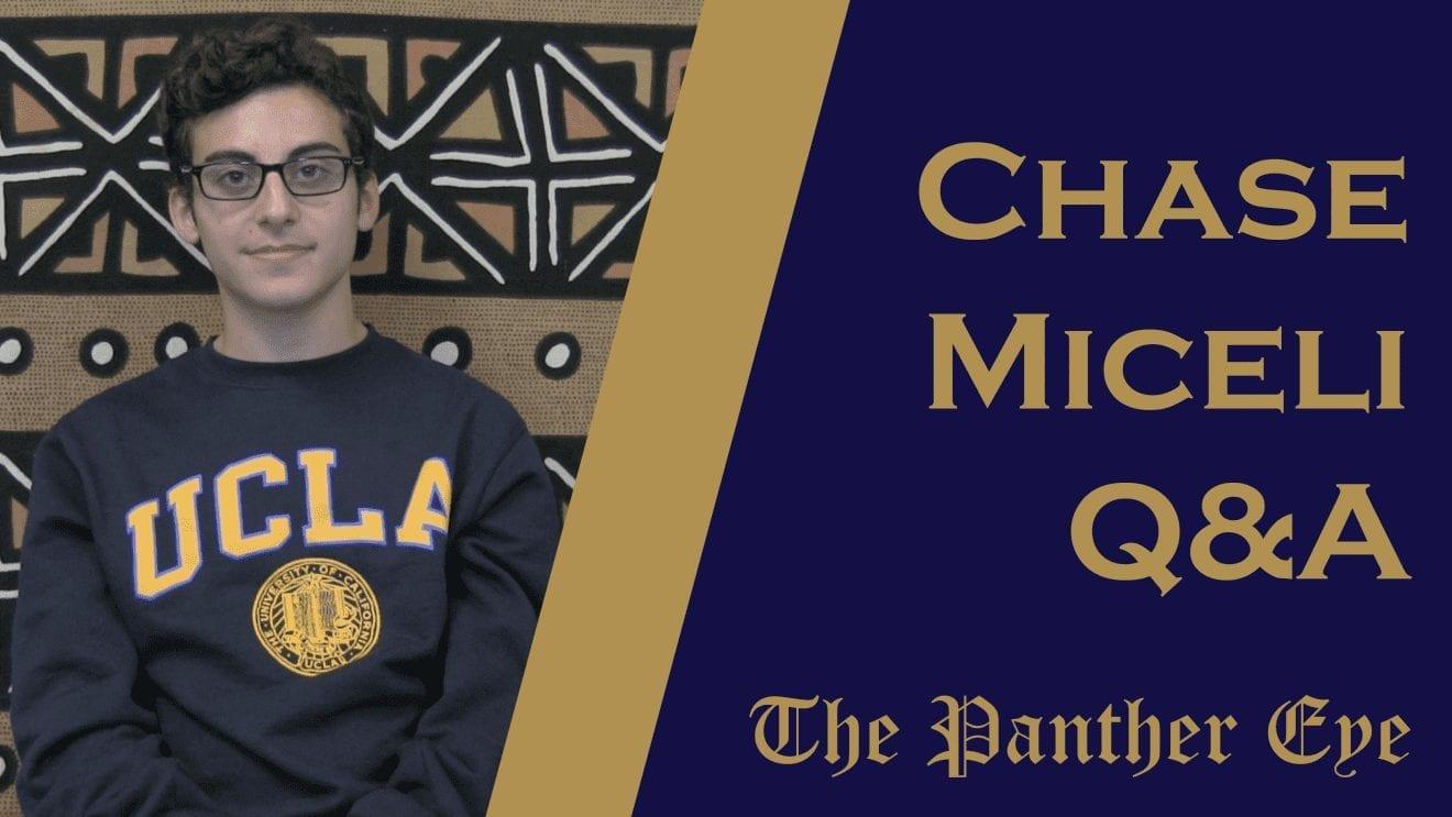 Chase Miceli Q&A